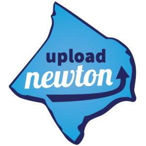 Logo for Upload Newton
